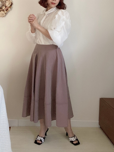 waist tuck skirt[kanako select]